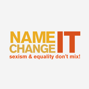 Name It. Change It.