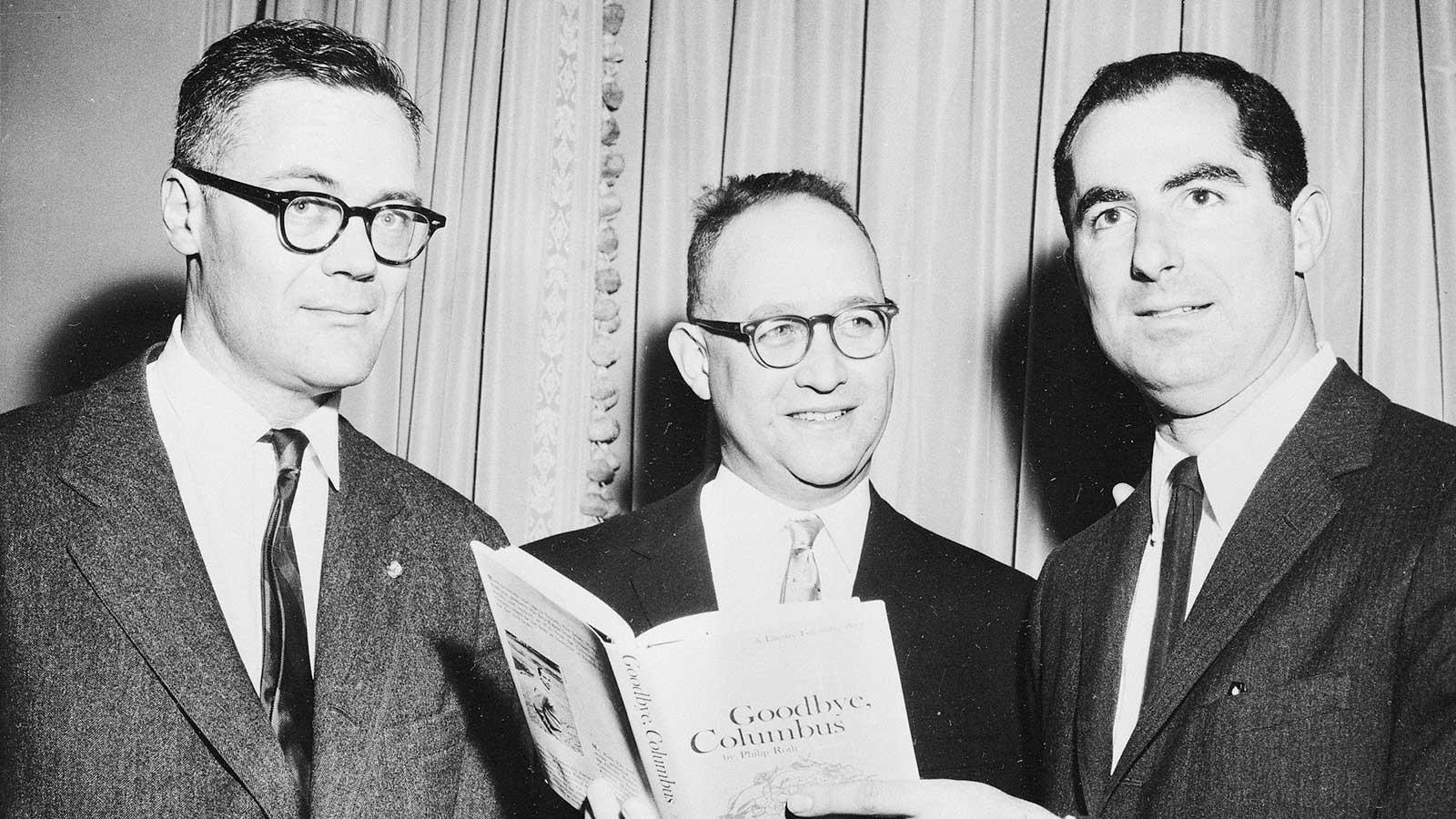 1960 National Book Award winners