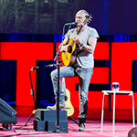 Sting at TED