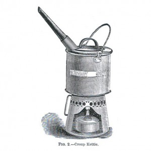 A Croup Kettle