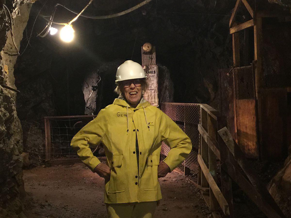 The Happy Miner