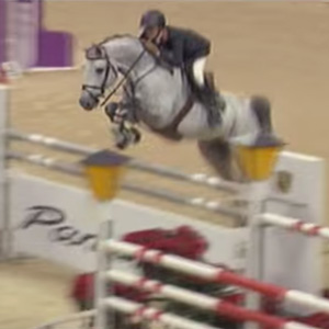 The Manless World: Show Jumping