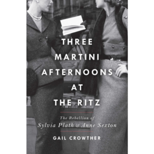 Book cover: Three Martini Afternoons by Gail Crowther