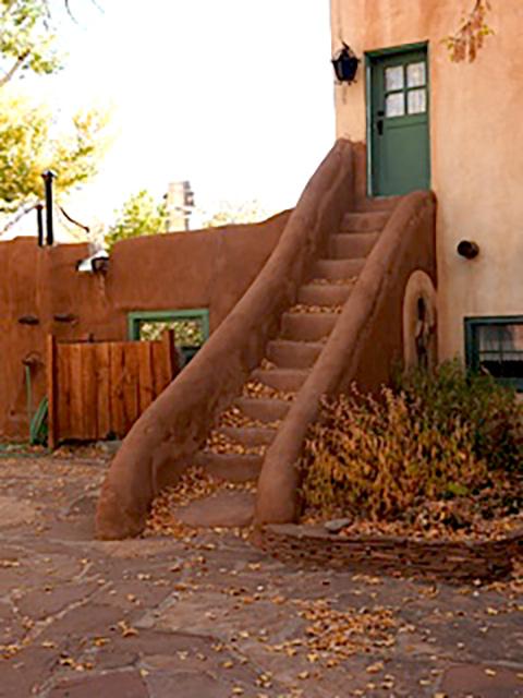 Tony's Stairs