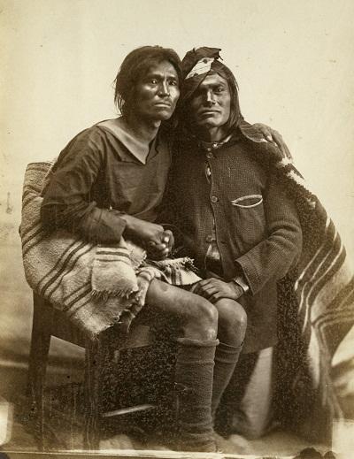 Two Spirits - Navajo/Diné